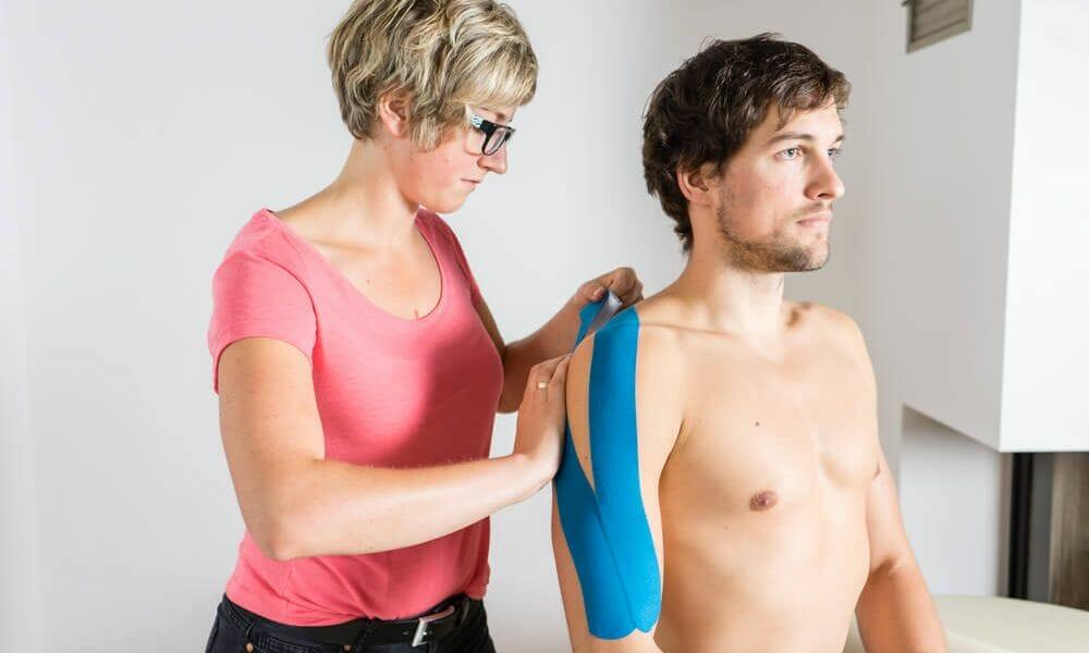 Taping – Wundermittel gegen Schmerzen oder wirkungsloser Quatsch?