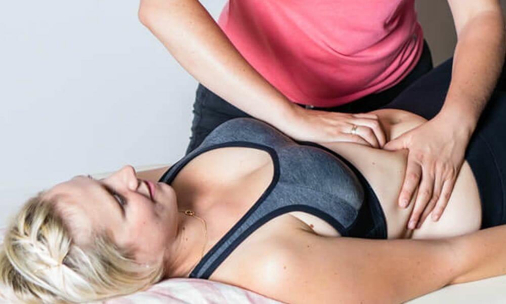 heilende Hände, manuelle Behandlung