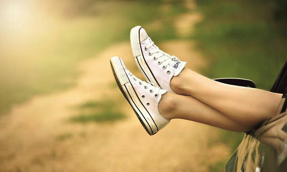 Gesunde Füße – das Fundament für dein Leben? I #108