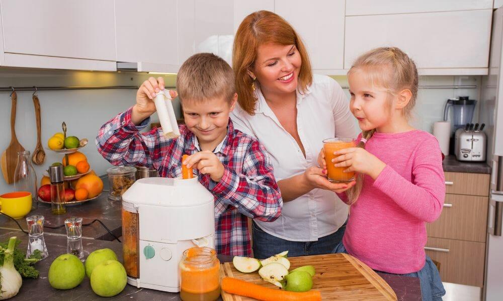 Gesunde Ernährung mit Kindern | vegan | zuckerfrei | glutenfrei & lecker mit Christina Krentzien | #208