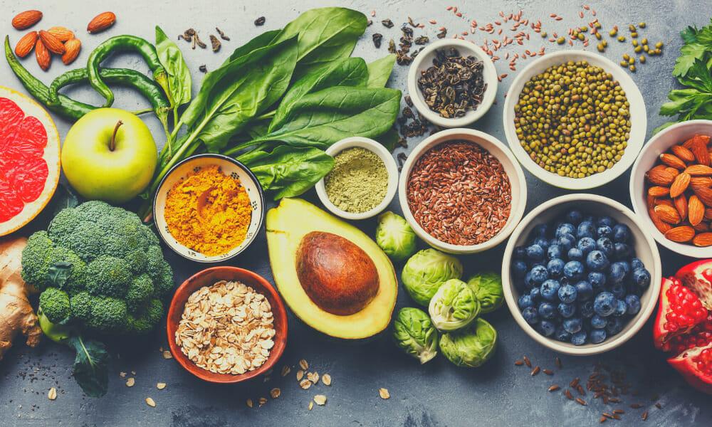 Wie kannst du deine Faszien durch eine gesunde Ernährung unterstützen?